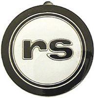 Horn Cap Emblem Insert Rally Sport RS
