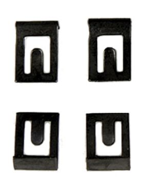 Convertible Power Top Switch Retainer Clips