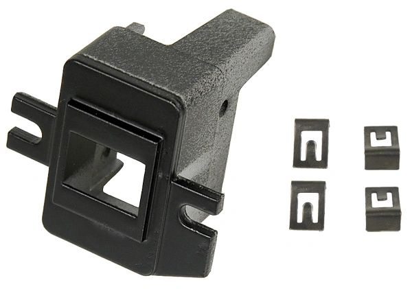 Convertible Power Top Switch Housing w/ Retainer Clips