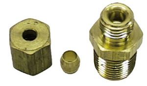 Oil Line Fitting Sleeve, (big block only)