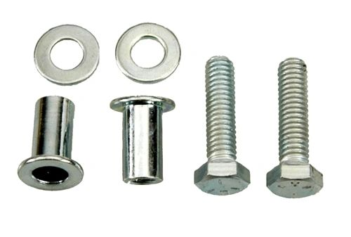 Console Mounting Nuts Bolts