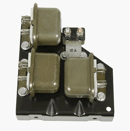 RS Rally Sport Headlamp Relay Board Assembly