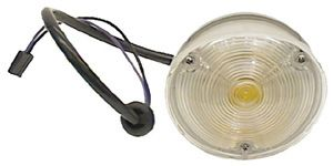 Parking Lamp Housing Assembly
