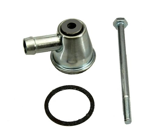 Small Block Crankcase Vent Tube Assembly w/ Gasket & Bolt