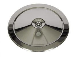 Chrome Air Cleaner Lid Open Element