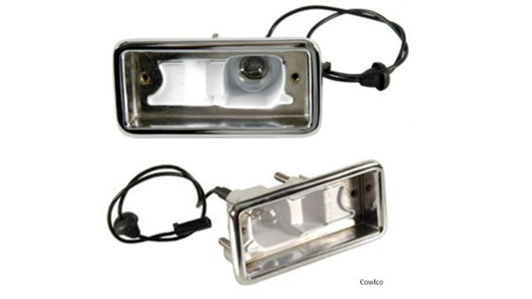 Backup Reverse Light Housing