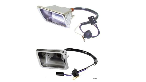 Parking Light Lamp Housing