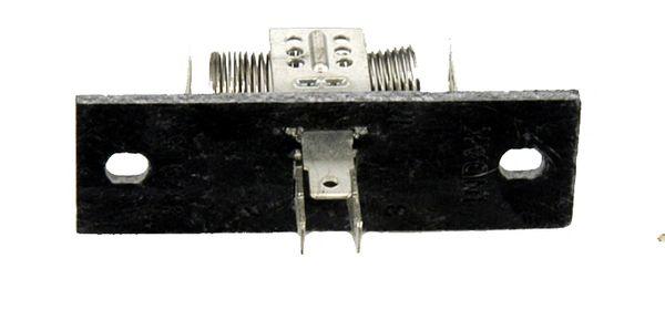 Heater Box Blower Resistor Assembly
