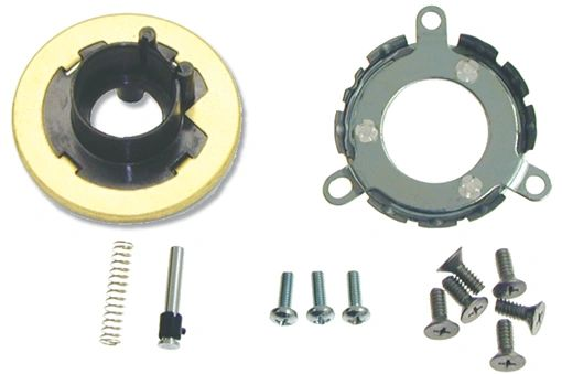 Wood Wheel Horn Cap Mount Contact Assembly Kit w/out Tilt