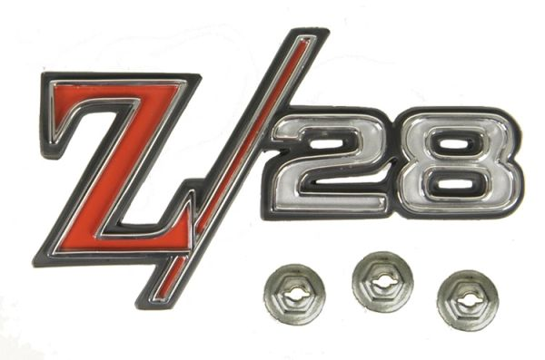 1969 Camaro Z/28 Fender Emblem Genuine GM