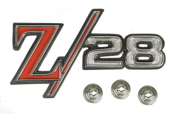 1969 Camaro Z/28 Fender Emblem Genuine GM