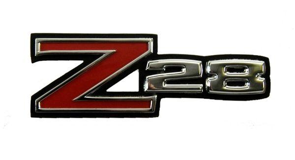 Z/28 Fender Emblem Genuine GM