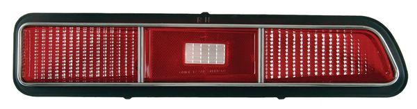 Standard Tail Lens Light Right Side RH / Passenger Side Genuine GM Restoration