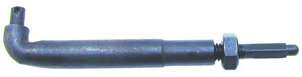 Lower Clutch 2 Piece Adjustment Rod w/nut