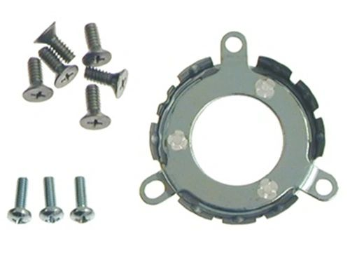 Wood Steering Wheel Horn Cap Mount Contact Assembly Kit
