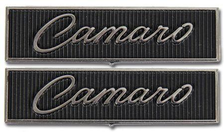 Standard Door Panel Emblem Pair (2)