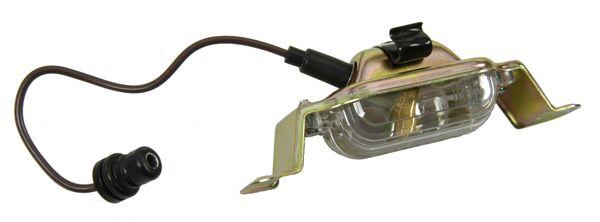License Plate Lamp Light Assembly