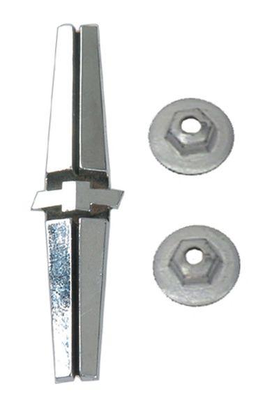 Forward Console Plate Emblem