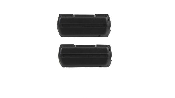 GM Arm Rest 11 1/2 inch Base Pair (2) Black