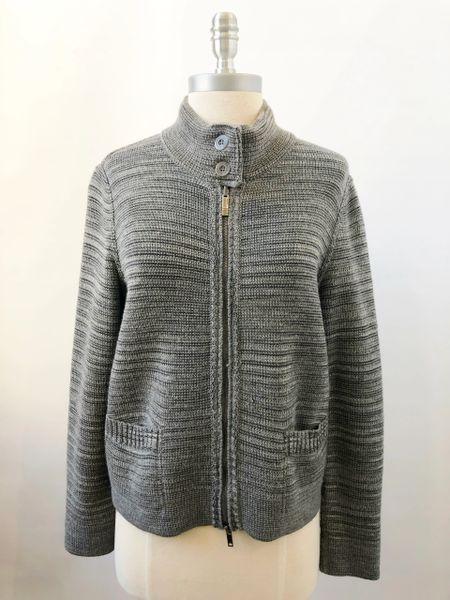 Missoni Sport Reversible Cardigan Sweater Size 42 It S