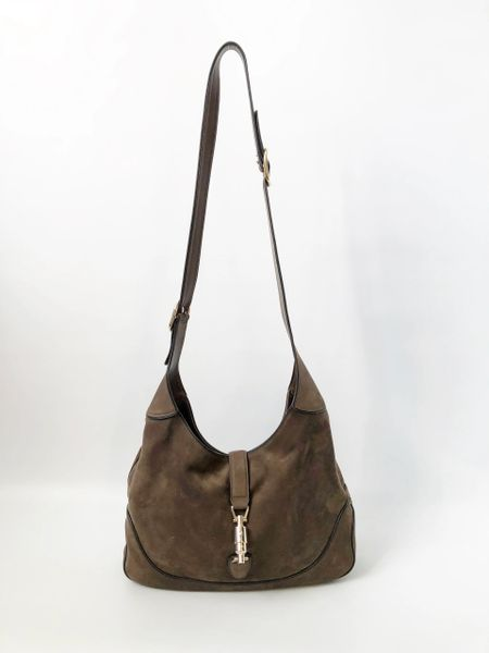 325773a4585d44 GUCCI NEW JACKIE HOBO | KMK LUXURY CONSIGNMENT