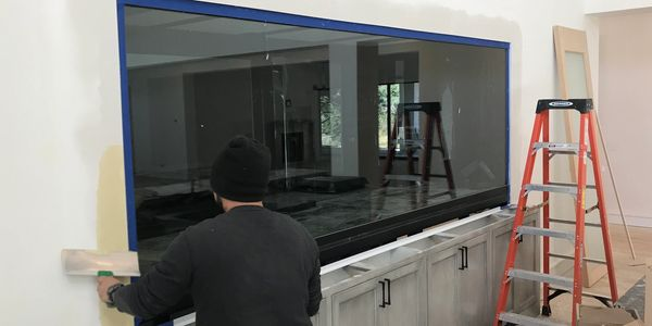 Custom Aquarium Installation, In Wall Aquarium, Aquarium Cleaning Service, Fish Tank Cleaning, Custom Aquarium Design