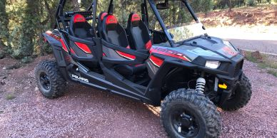 Polaris Rzr 1000s 4 seater