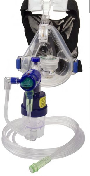 Mercury Medical CPAP, Flow-Safe II EZ