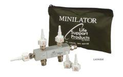 Allied Minilator with optional orifices