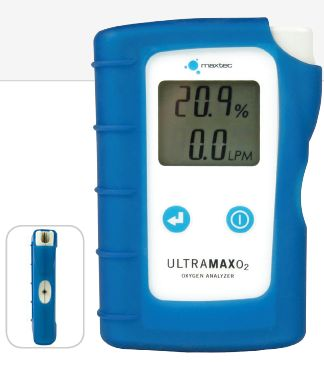 Maxtec Ultramax 02 analyzer