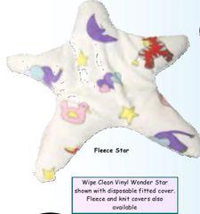 Small Beginnings Wonder Star Positioning Pillow