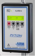 Pyton ET Tube Cuff Pressure Manager