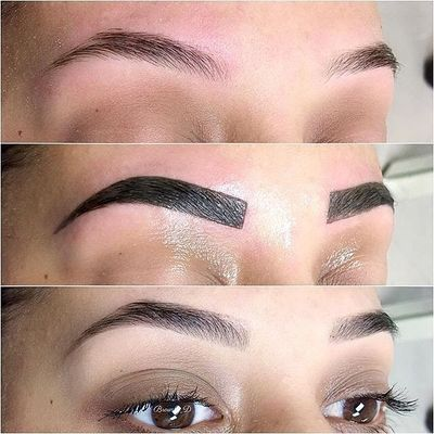 HENNA BROWS ARE EVERYWHERE Henna Brows! Here's what you need to know about!