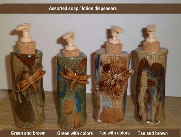 Lotion / Soap dispensers