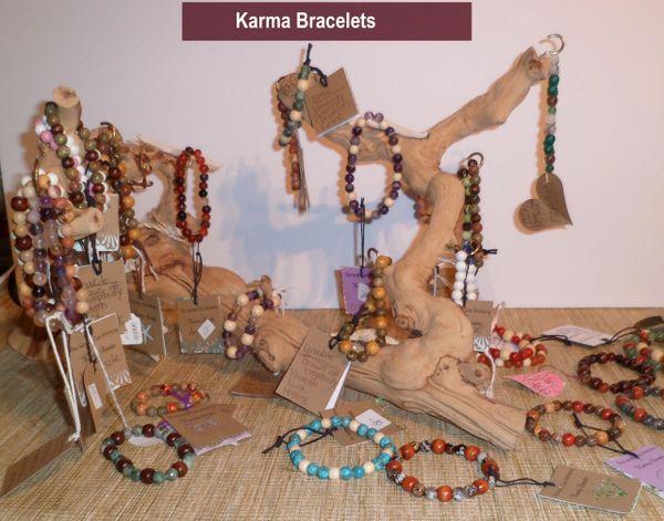 Karma beads $10.00 - $22.00