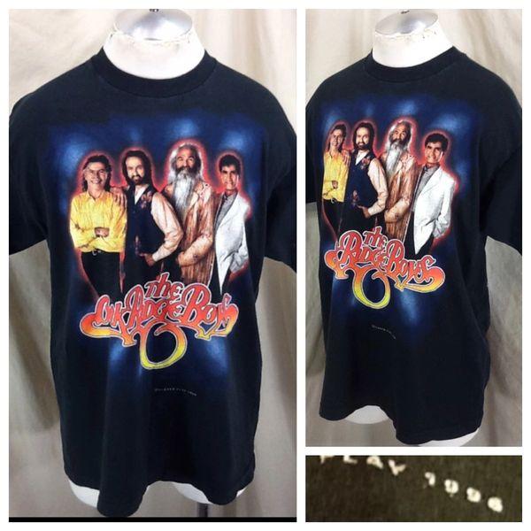 Vintage 1996 The Oak Ridge Boys Concert Tour (XL) Retro Graphic Band Shirt