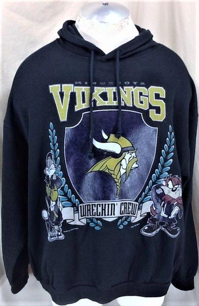 new products e7299 d3500 Vintage 1993 Minnesota Vikings Looney Tunes