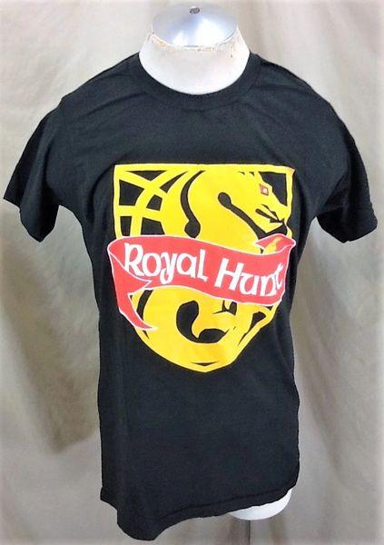 "Vintage 90's Royal Hunt ""Land of Broken Hearts"" (Large) Retro Progressive Metal Band Shirt"