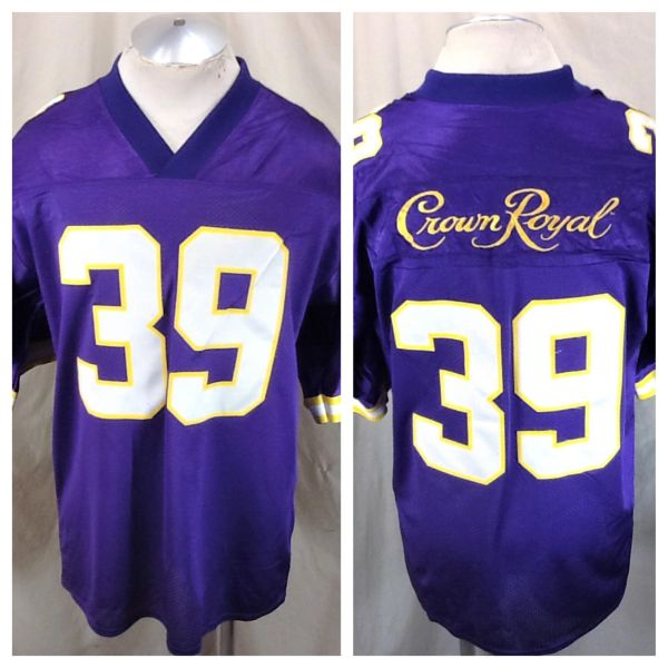 Authentic Crown Royal #39 (Med/Large) Sports Illustrated Stitched Football Jersey