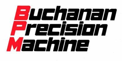 Buchanan Precision Machine