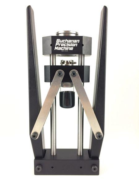 Buchanan Precision Machine L-N-L Hand Reloading Press with Case