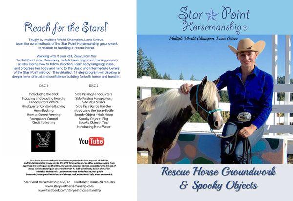 Star Point Horsemanship Miniature Horse Lycra Body Suit