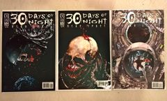 30 Days of Night: Dead Space #1-3 Complete Set