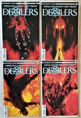 The Devilers # 1 - 4 (1st Print) Dynamite Joshua Hale Fialkov Horror Comics Lot