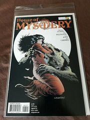 HOUSE of MYSTERY #1, VF/NM, Bernie Wrightson Variant, 2008