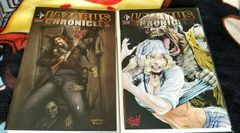 Lazarus Chronicles #1 w/ Special Edition and COA