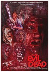 """Evil Dead Zombie Con Poster - LAMINATED - 24"""" x 36"""""""