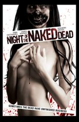 Night of the Naked Dead 11 x 17 Poster