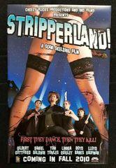 Stripperland 11 x 17 Matte Poster