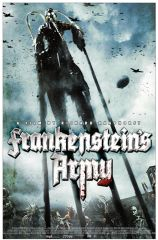 Frankenstein's Army 11 x 17 Horror Movie Poster
